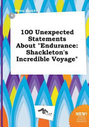 100 Unexpected Statements about Endurance