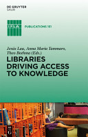 Libraries Driving Access to Knowledge PDF