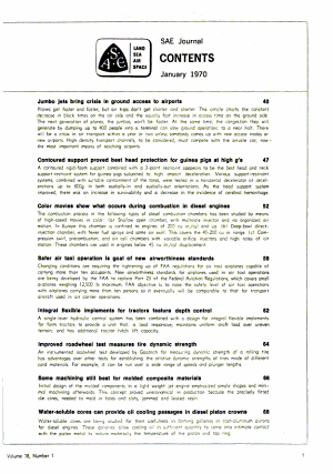 The SAE Journal PDF