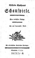 Wilhelm Shakespears Schauspiele PDF