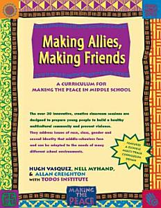 Making Allies, Making Friends Book
