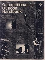 Occupational Outlook Handbook  1996 1997 PDF