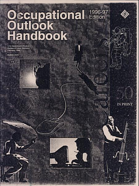 Occupational Outlook Handbook, 1996-1997 Pdf Book
