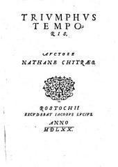 Triumphus temporis