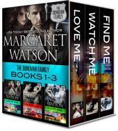 The Donovan Family Bundle (Love Me, Watch Me, Find Me): The Donovan Family