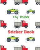My Trucks Sticker Book