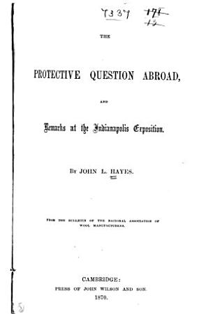 The Protective Question Abroad    PDF