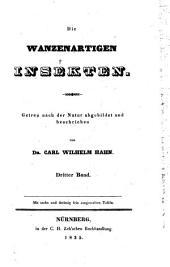 Die wanzenartigen Insecten, getreu nach der Natur abgebildet und beschrieben: Band 3