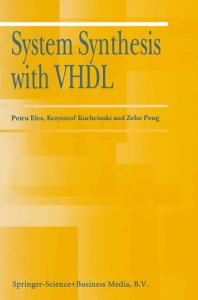 System Synthesis with VHDL PDF