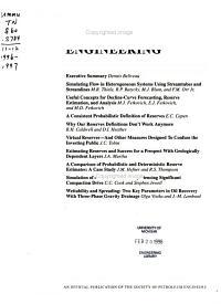 SPE Reservoir Engineering PDF