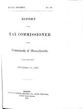 Public Documents of Massachusetts: Being the Annual Reports of Various Public Officers and Institutions ..., Volume 4, Issues 16-32