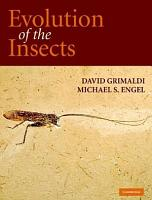 Evolution of the Insects PDF