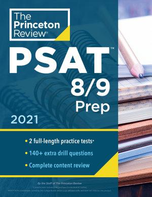 Princeton Review PSAT 8 9 Prep