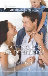 Falling For Dr. Dimitriou: A Single Dad Romance
