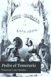 Pedro el Temerario: novela histórica