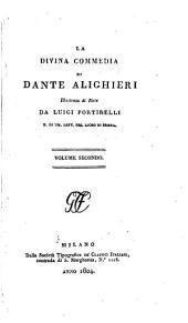 La Divina commedia di Dante Alighieri: Volume 2