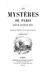 Les mystères de Paris: Volume2,Parties1à2