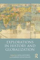 Explorations in History and Globalization PDF