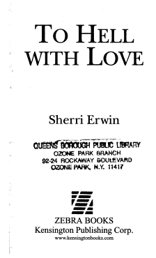 To Hell with Love PDF