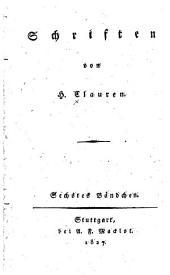 Schriften: Bände 6-10