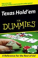 Texas Hold em For Dummies PDF