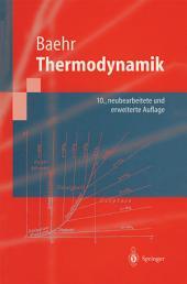Thermodynamik: Grundlagen und technische Anwendungen, Ausgabe 10