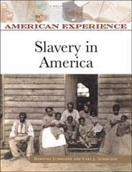 Slavery In America Book PDF