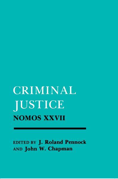 Criminal Justice PDF