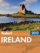 Fodor s Ireland 2013 PDF