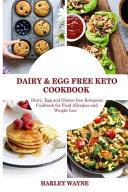 Dairy and Egg Free Keto Cookbook PDF