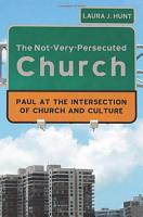 The Not Very Persecuted Church PDF