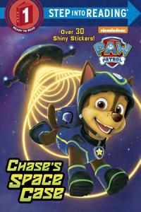 Chase s Space Case  Paw Patrol  Book