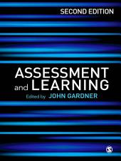 Assessment and Learning: Edition 2