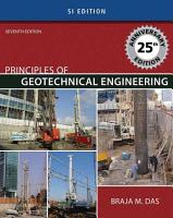 Principles of Geotechnical Engineering   SI Version PDF