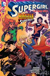 Supergirl (2011-) #39