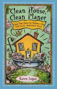 Clean House Clean Planet Book