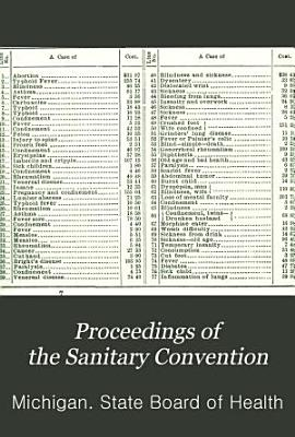 Proceedings of the Sanitary Convention PDF