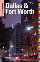 Insiders  Guide   to Dallas   Fort Worth PDF