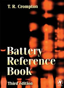 Battery Reference Book PDF