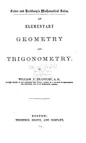 An Elementary Geometry and Trigonometry
