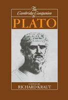 The Cambridge Companion to Plato PDF