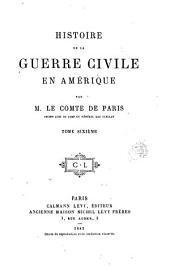 Histoire de la guerre civile en Amérique: livre 1. La Pennsylvanie. livre 2. Le troisième hiver