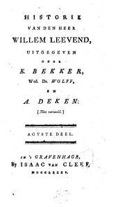 Historie van den heer Willem Leevend: (niet vertaald)