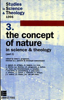 The Concept of Nature in Science and Theology PDF