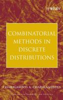 Combinatorial Methods in Discrete Distributions PDF
