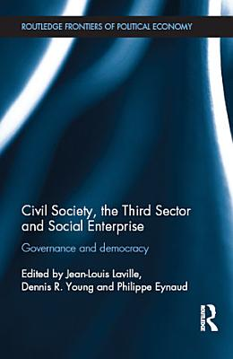 Civil Society  the Third Sector and Social Enterprise PDF