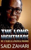 The Long Nightmare PDF