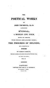Progress of dulness. [Miscellaneous poems