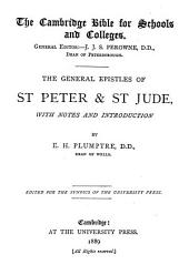 General Epistles of Saint Peter and Saint Jude