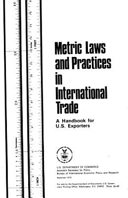 Metric Laws and Practices in International Trade PDF